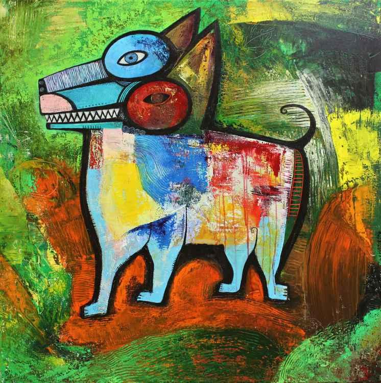 Woof -