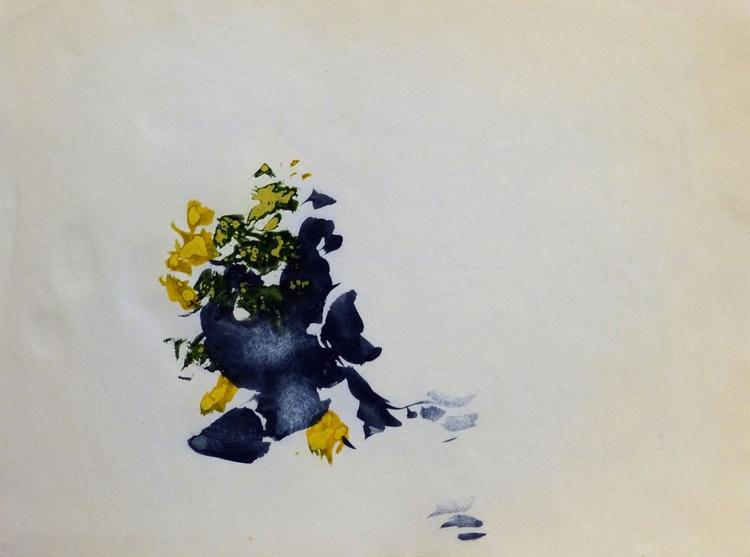Daffodils, 24x32 cm - Image 0