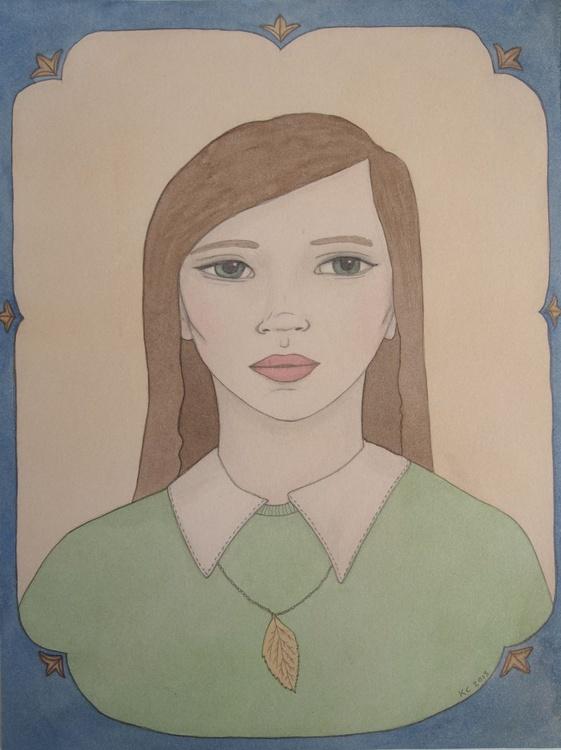 Yearbook Portrait - Image 0