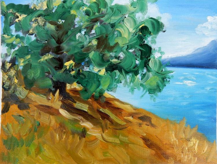 Landscape (4) sketch. - Image 0