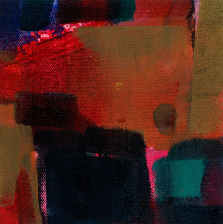 Modern Abstraction No. 707 - Image 0