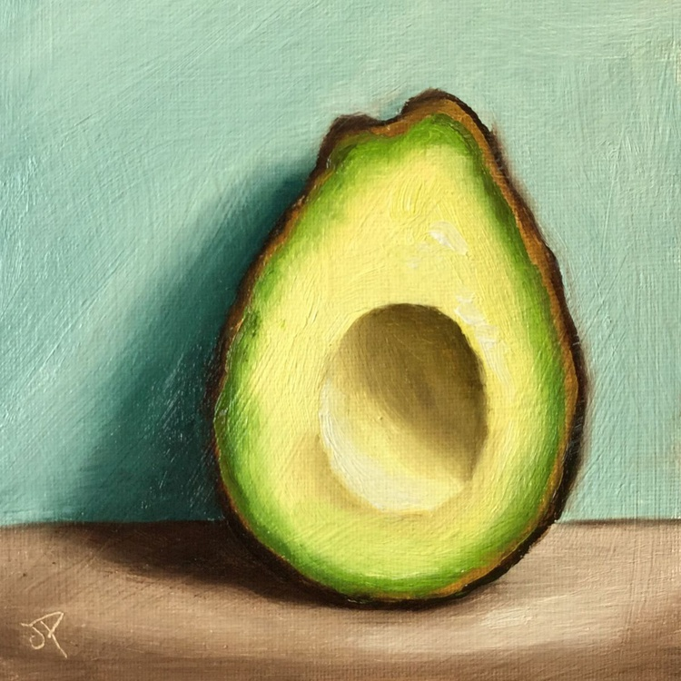 Avocado - the other half - Image 0