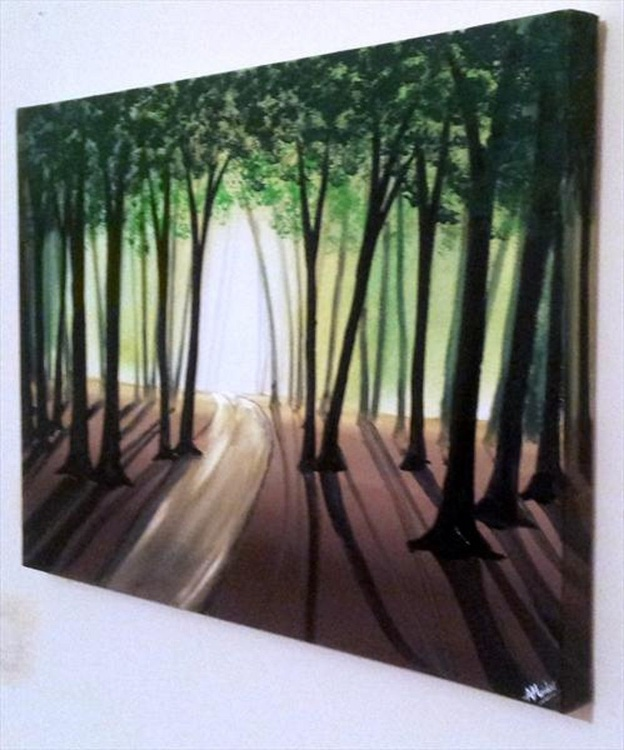 Light In The Forest - Image 0