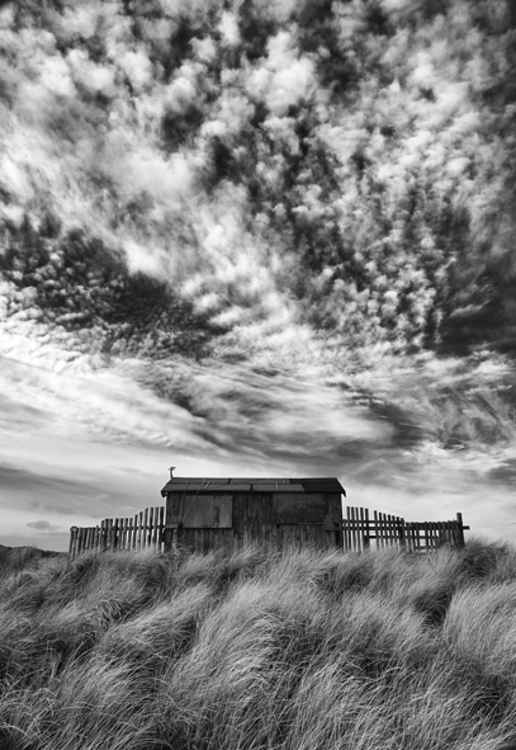 The Wardens Hut - Beadnell  NorthumberLand -