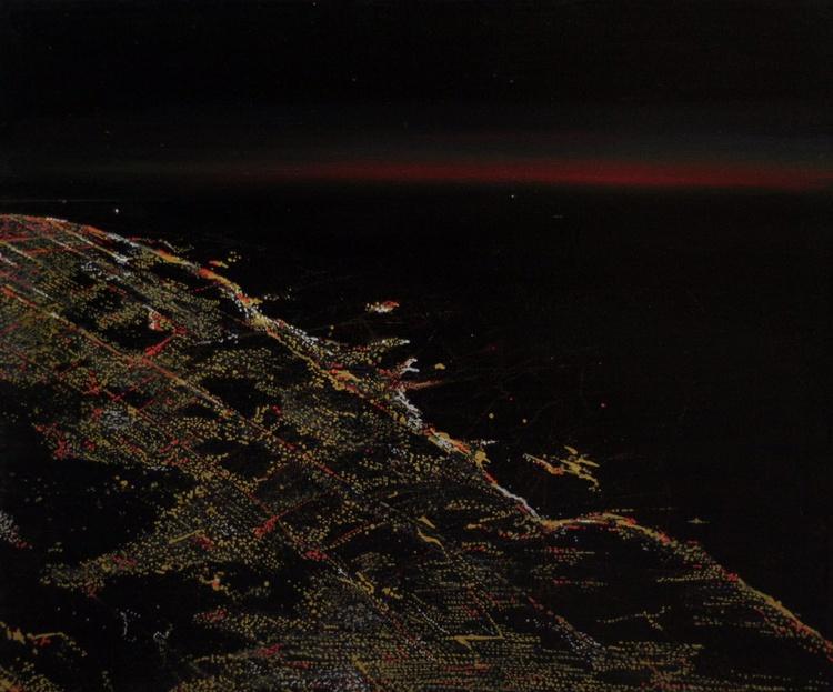 Flying at night - Image 0