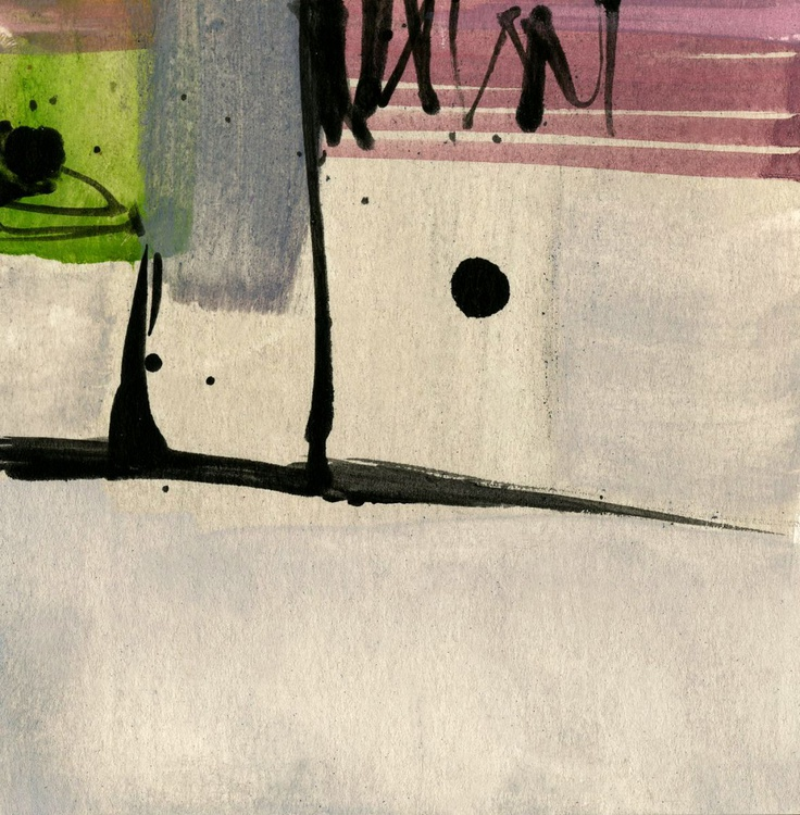 Abstraction 16 - 46 - Abstract Mixed Media Painting - Image 0