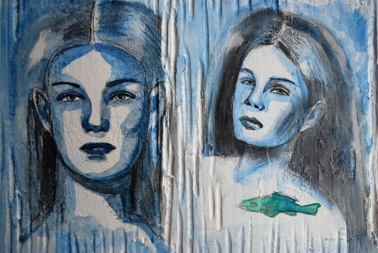 mermaid sisters - Image 0