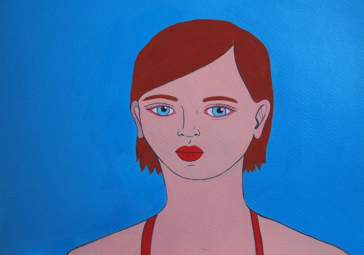 Blue Eyes - Image 0