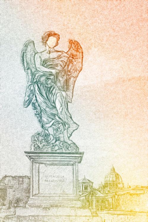 Angel (Castel Sant'Angelo, Rome) - Image 0