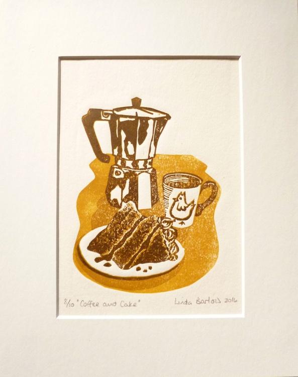 Coffee and Cake - Image 0
