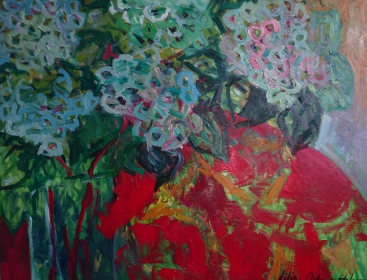 Bouquet of hydrangeas - Image 0