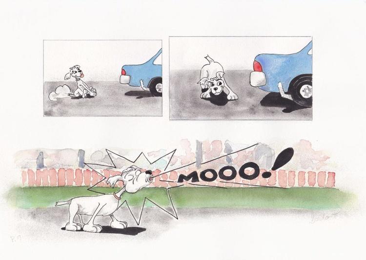 Doggy Daze, page 9 - Image 0
