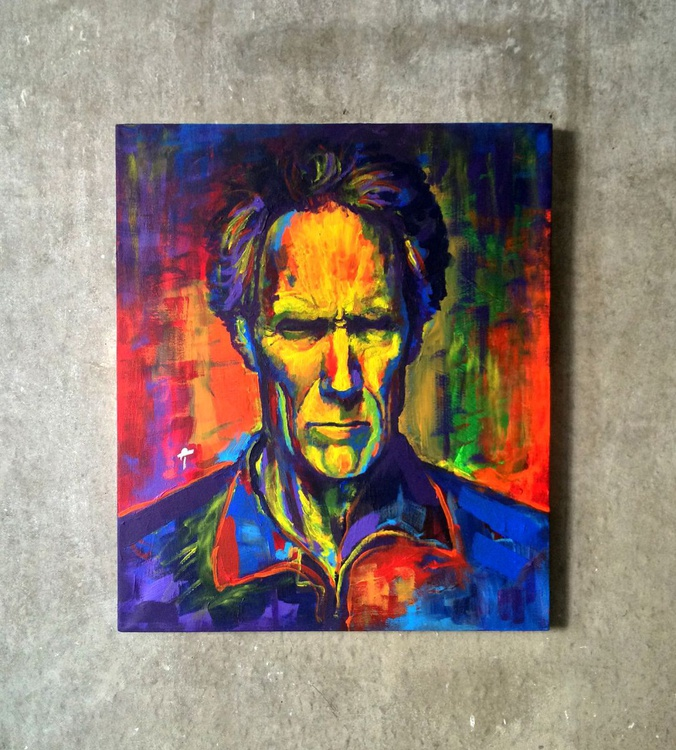 Clint Eastwood - Image 0
