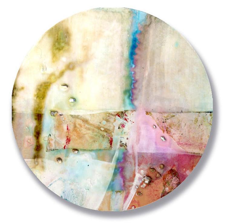 Circle Abstraction Series . No. 20 - Image 0