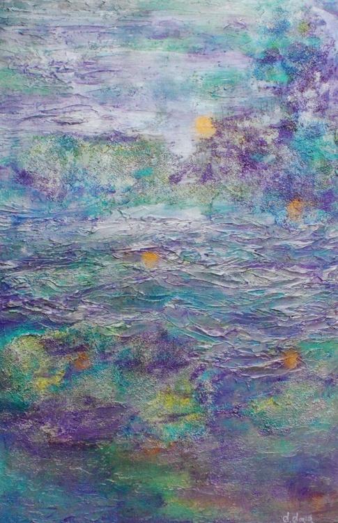 Celestial Journey 1 - Original Painting - Image 0