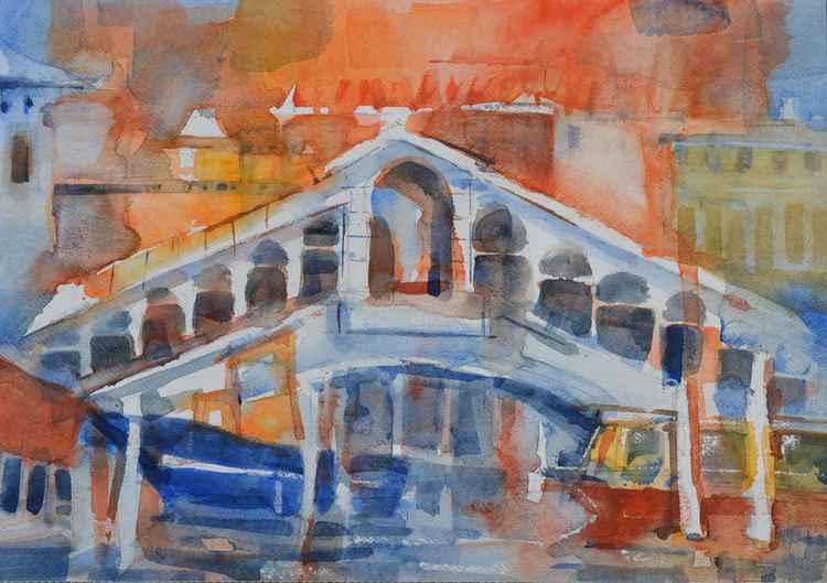 Venice Ponto Rialto -