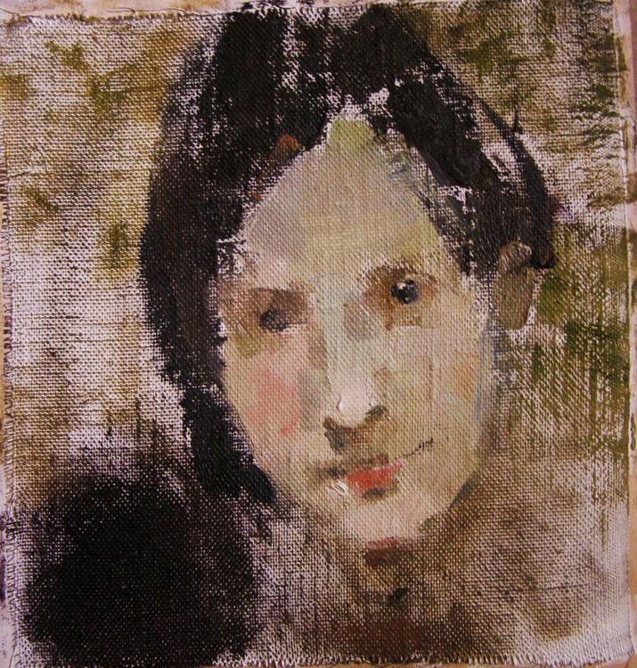 Portrait of Vera. - Image 0