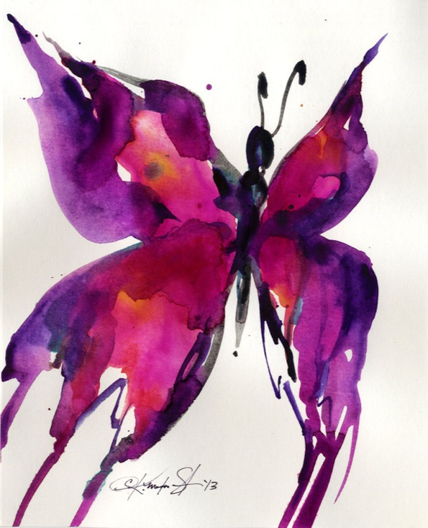Butterfly Song No. 33 - Image 0