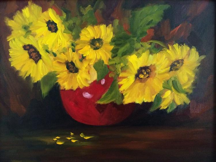 Light of Sunflowers - Image 0