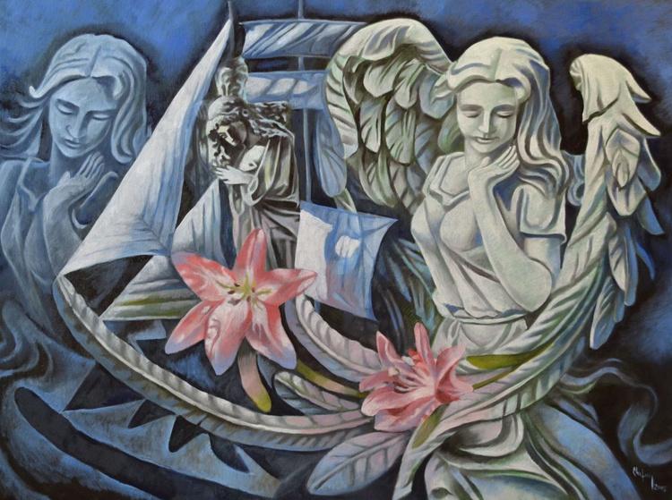 THE ANGEL'S SHIP - Image 0