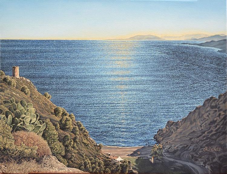 """Cliffs of Maro"" - Image 0"