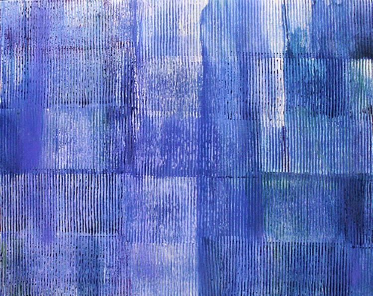 Meditation in Blue - Image 0