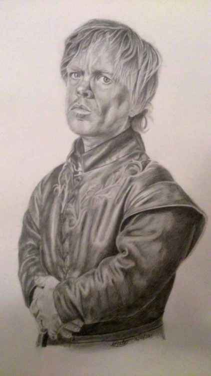 Peter Dinklage as Tyrion Lannister- Game of Thrones -