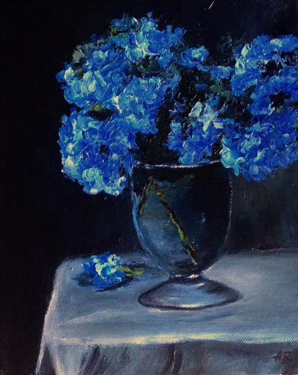 Hydrangea in blue - Image 0