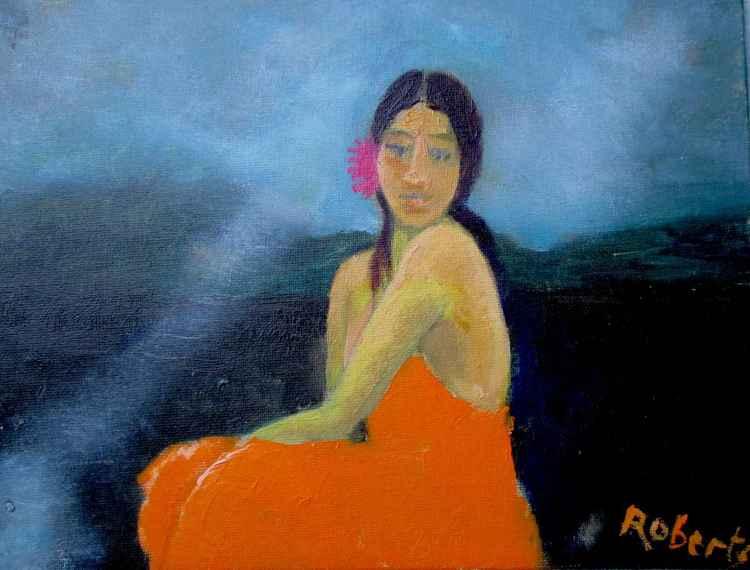 Senorita (after Gauguin)