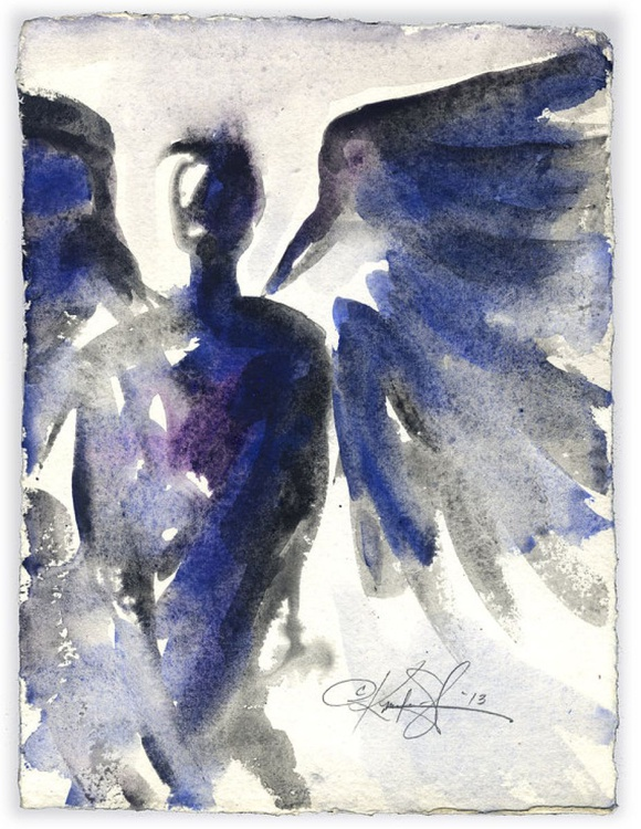 From the Angel Abstract Series No. 108 - Image 0