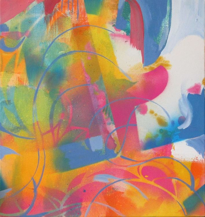 ripple of colours - Image 0