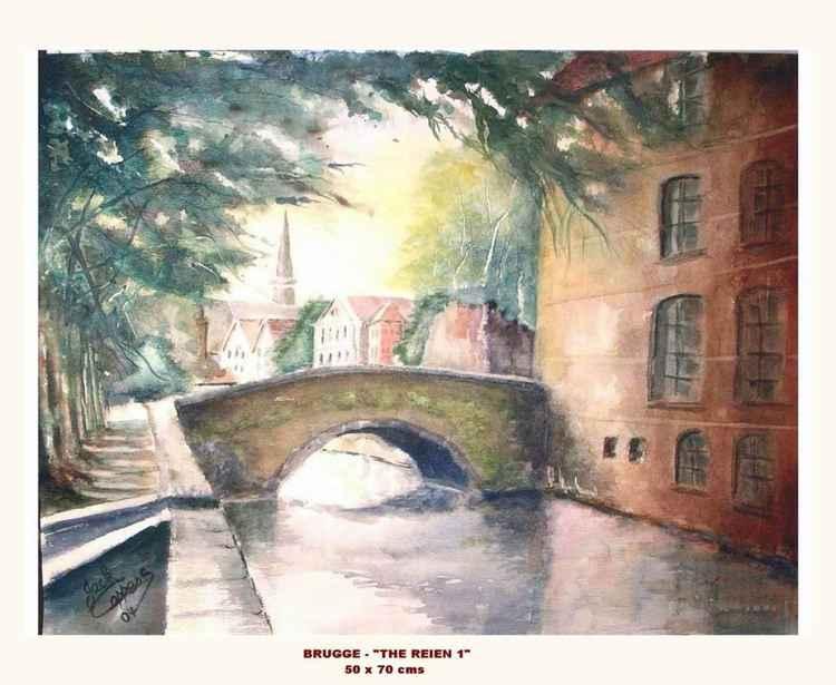 Brugge - The Reien 1 -