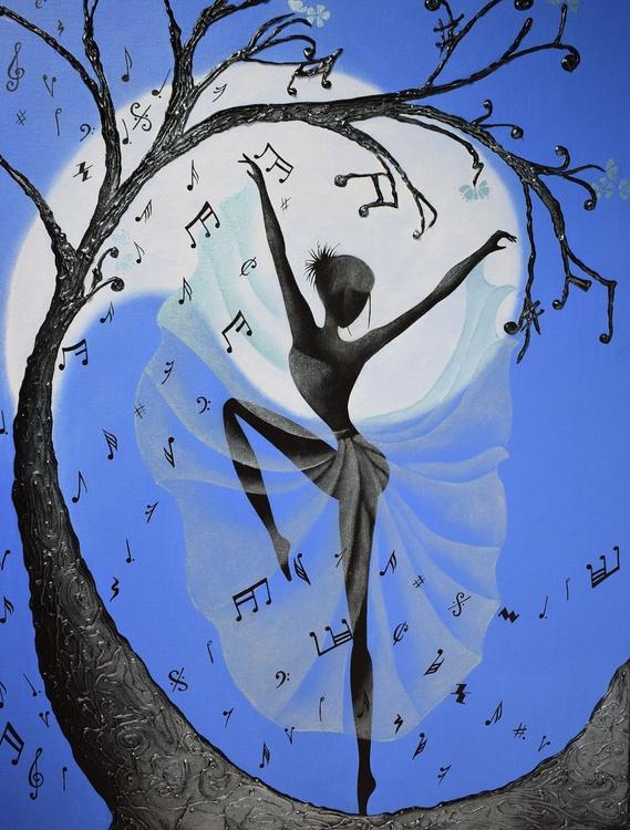 Dancing on Broken Wings - Image 0