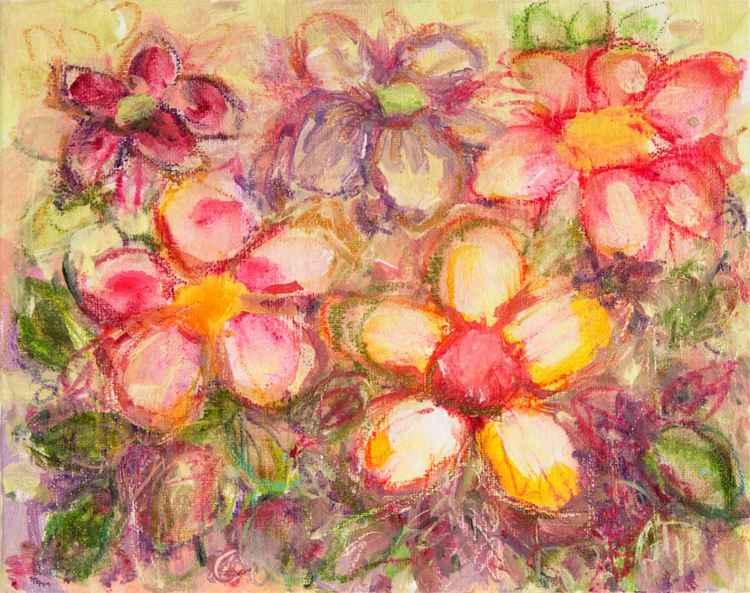 Floral Surge -