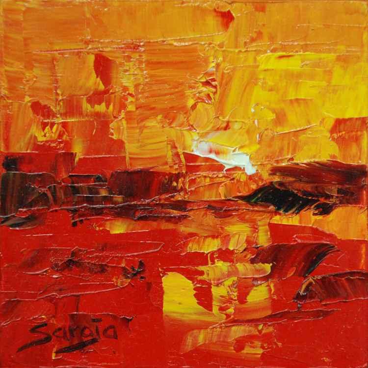 Castro Marim Sunset 4 (ref#:1099-10Q) -
