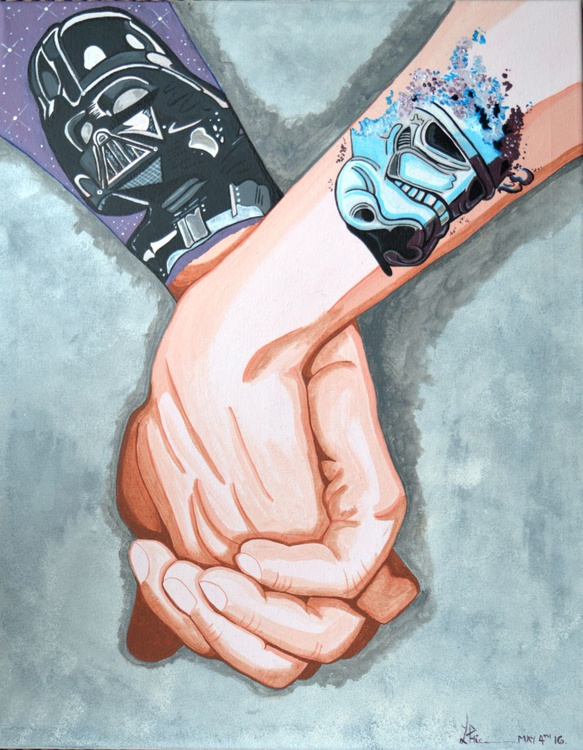 'May The Force Be With You' - Image 0