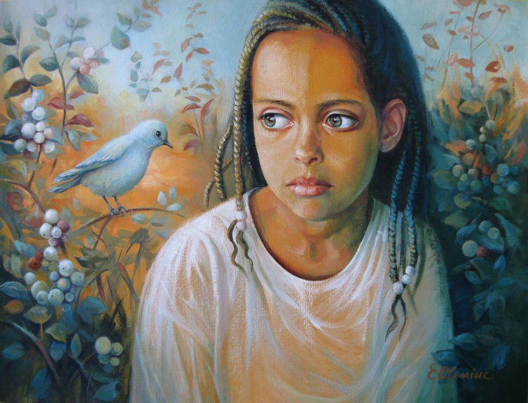 The bird and the child - Image 0