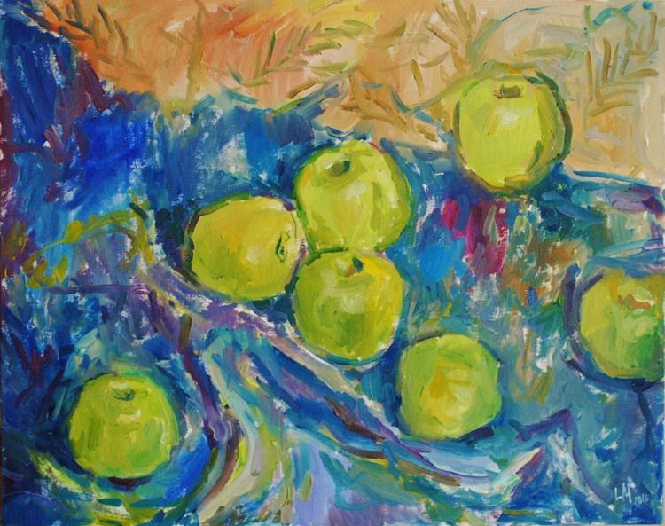 Fresh apples - Image 0
