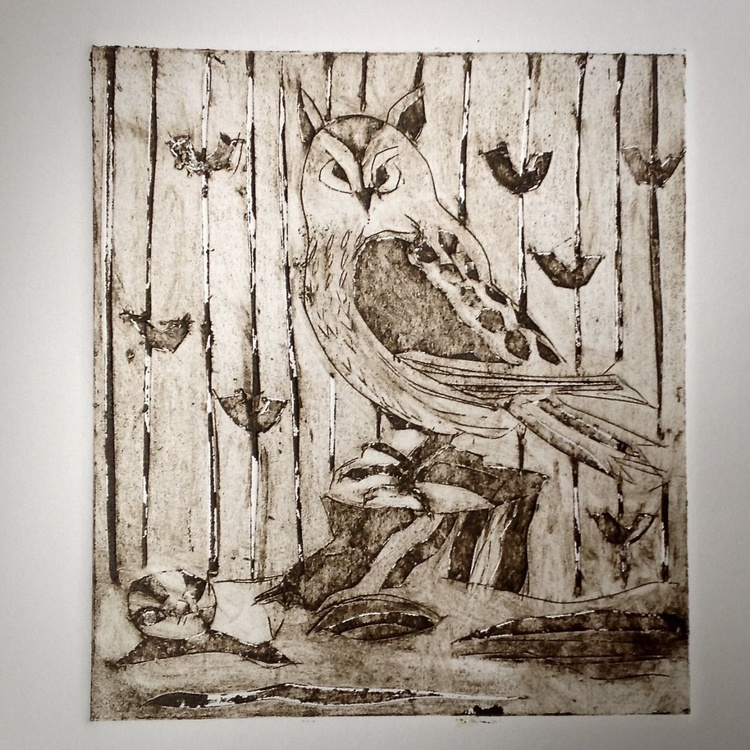 The Owl and the Snail - Image 0