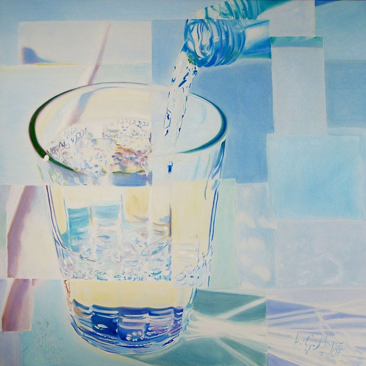 Glas of water 2 - Image 0
