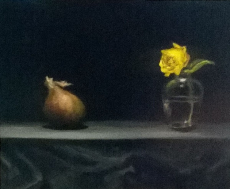 Onion and a Rose - Image 0