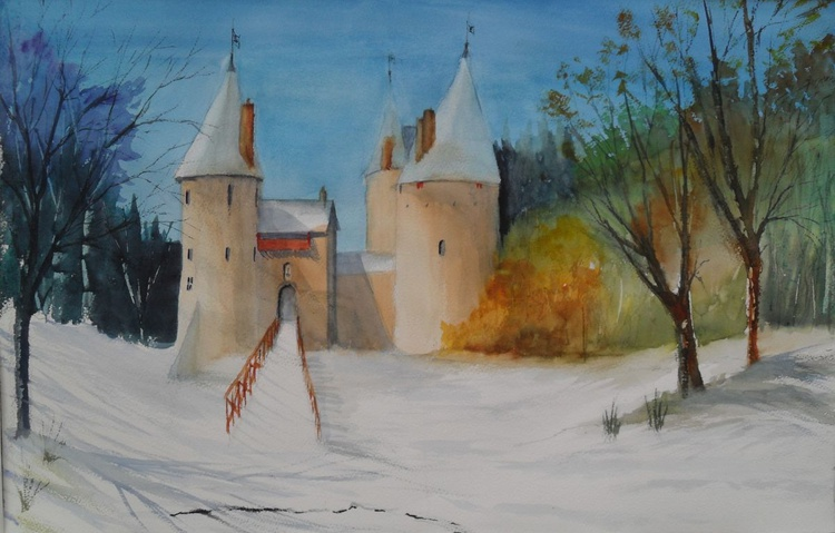 Castell Coch ( The Fairy Castle) - Image 0