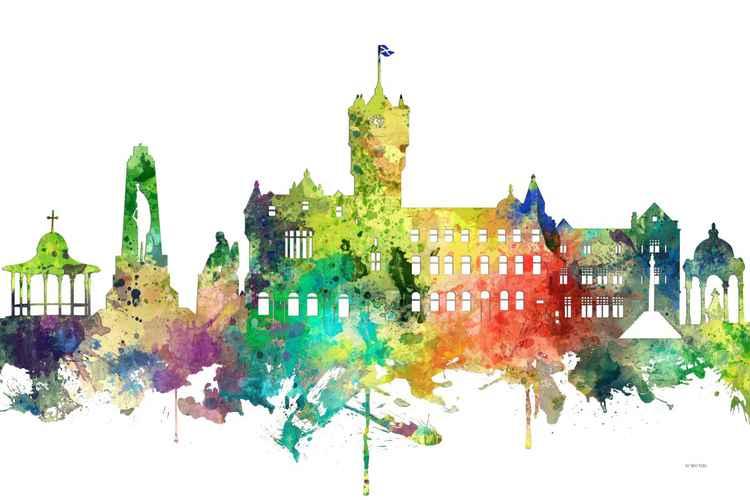 Rutherglen, Glasgow, Scotland -