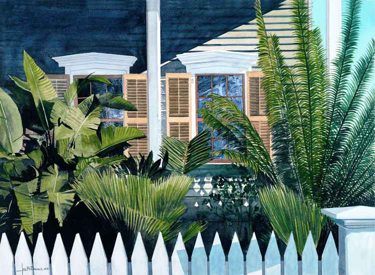 House of Palms -