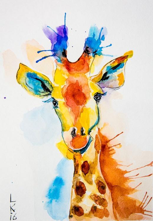 Giraffe - Image 0