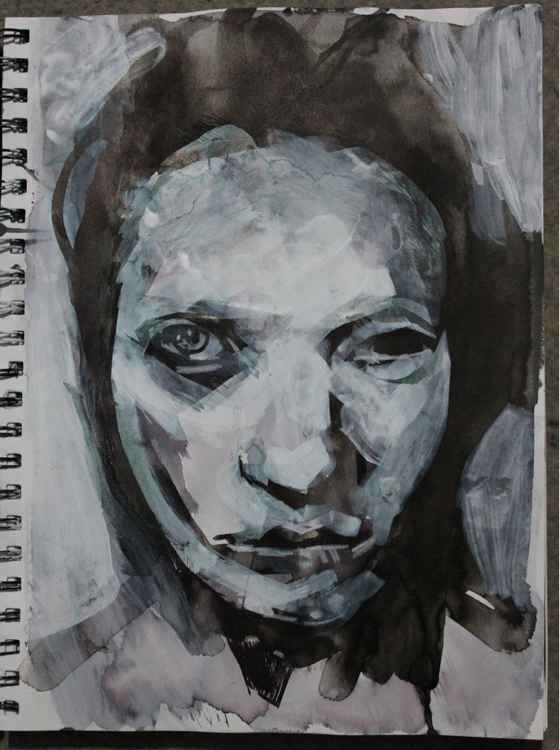Sketchbook Study 2 March 2015 -