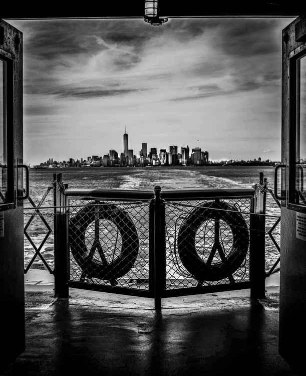 Staten Island Ferry, NYC -