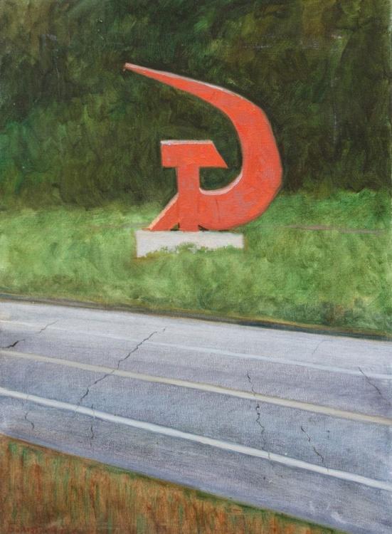 Roadside Sign - Image 0