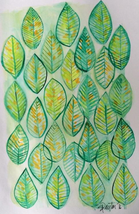 Scattered leaves - Image 0