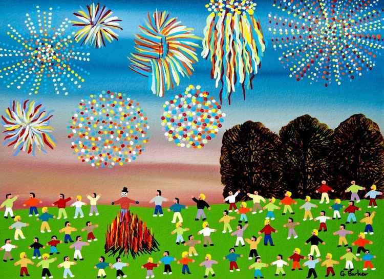 Fireworks -